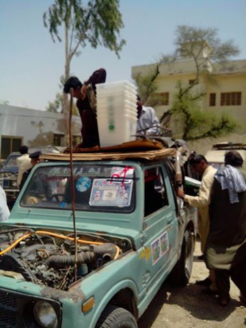 Field reports from Jhang, Khipro And Layyah