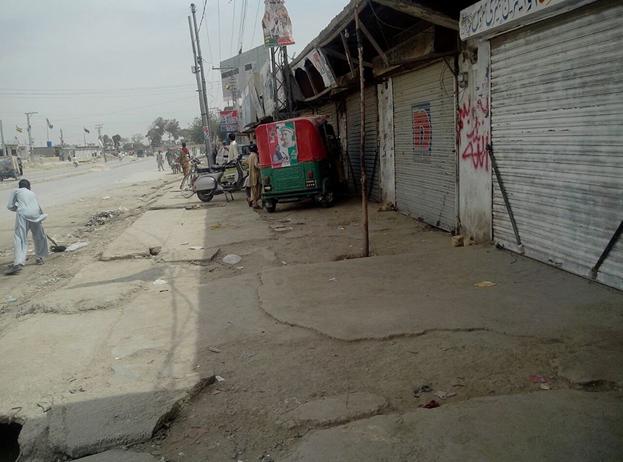 3-Day Shutter-down strike starts in Quetta