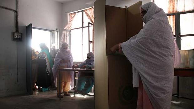 Women Barred From Voting In PK-85, Swat