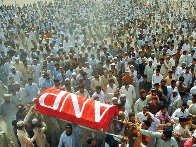 Why Pakistan needs the ANP