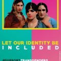 Let our identity be included!
